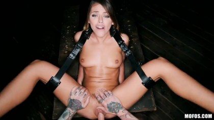 Related leggy insatiable slut satisfies another customer